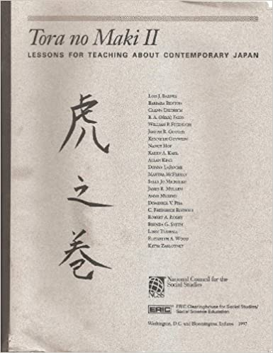 Google books free online download Tora No Maki II: Lessons for Teaching About Contemporary Japan (Svensk litteratur) PDF ePub iBook