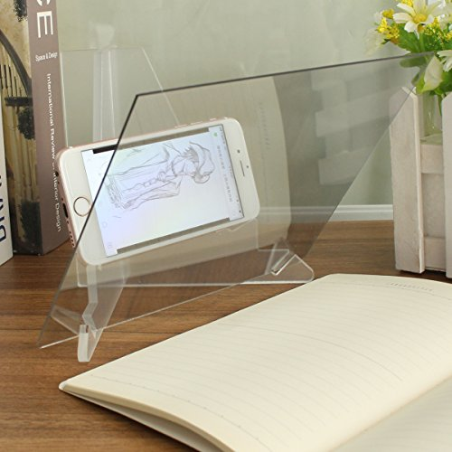 Amazon.com: Vivona Hardware & Accessories Drawing Board Pad Table Sketch Drawing Linfen Board Reflection of Mirrors: Industrial & Scientific