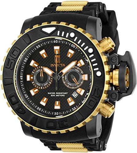 Invicta 58Mm Jt Sea Hunter Torpedo Ltd Edition Swiss Quartz Chronograph Watch
