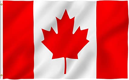 Anley Fly Breeze Canada Flag