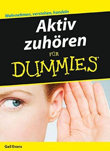 Aktiv zuhören für Dummies