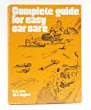 Complete Guide for Easy Car Care, W. E. English and David A. Lien, 0131602268
