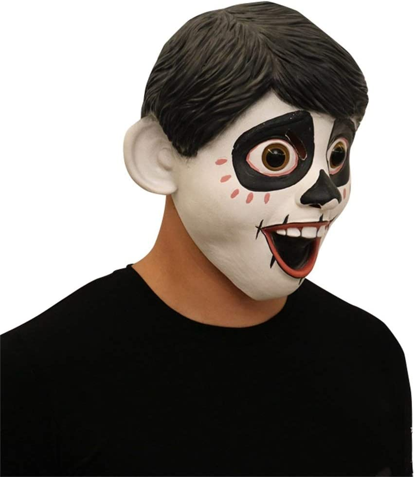 Adult Rubber #Baby Scary #Mask All Kinds Halloween Fancy Dress