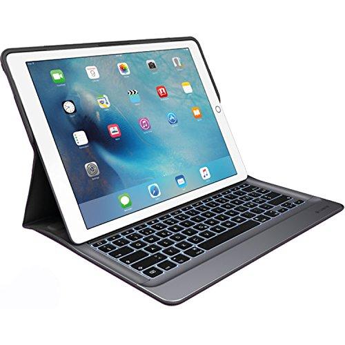 Logitech Logitech Create Tastatur-Case mit Hintergrundbeleuchtung und Smart Connector f/ür iPad Pro QWERTZ, SWISS Tastaturlayout