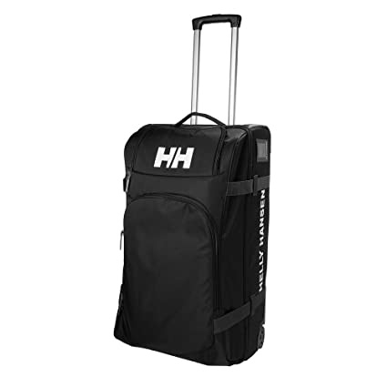 7965b96e10 Helly Hansen Hh Explorer Trolley Suitcase, 45 cm, 60 liters, Black (Negro