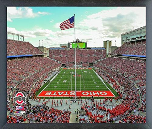 Ohio State Buckeyes NCAA Stadium Photo (Size: 17