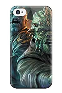 Faddish Phone Star Wars Movie People Movie Case For Iphone 4/4s / Perfect Case Cover
