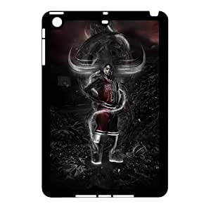 C-EUR Diy Case Derrick Rose Customized Hard Plastic Case For iPad Mini