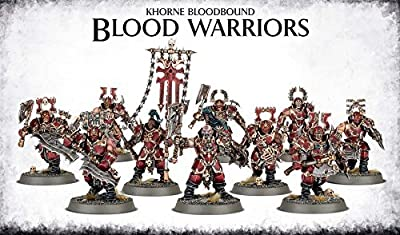 Khorne Bloodbound Blood Warriors from Games Workshop