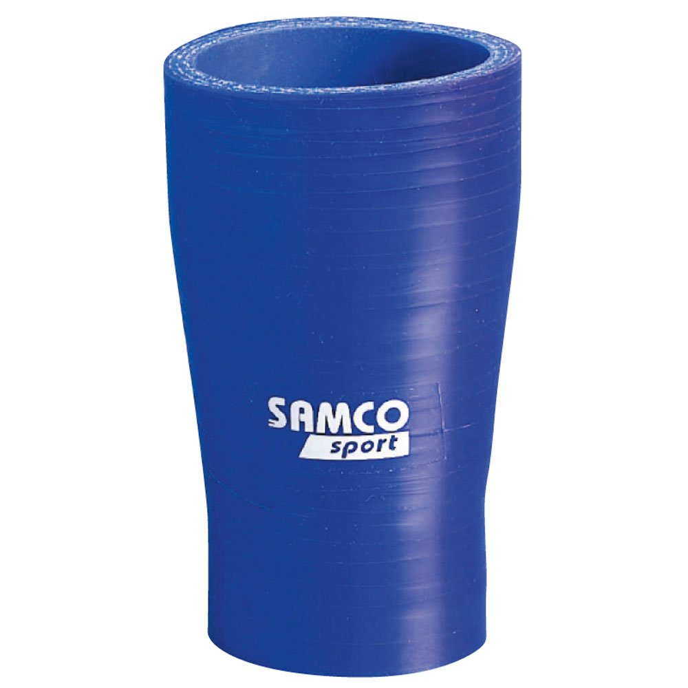 Samco riduttore dritto blu 63 > 51 mm 125 mm Samco Sport USA/SR/63-51(BLUE)