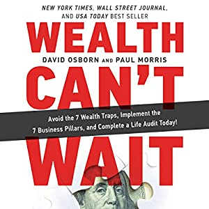 Wealth Can't Wait Audiobook