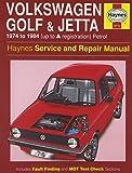 Volkswagen Golf & Jetta Mk 1 1.1 & 1.3 (Service and Repair Manuals) (Haynes Service and Repair Manuals)