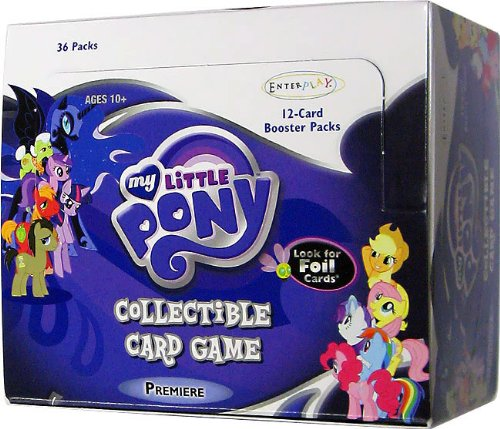 My Little Pony CCG Premiere Edition Booster Box by My Little Pony