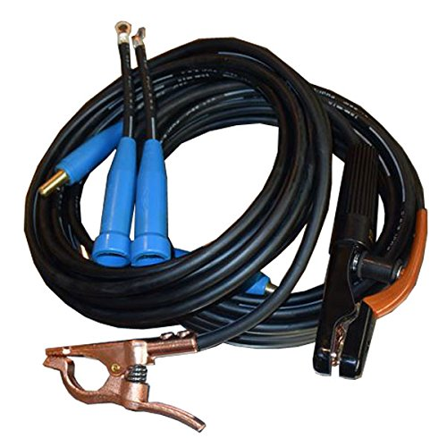富士電線 60000-222 溶接用WCT キャプタイヤ 38SQ ホルダー10m/アース10m  B01LYT15QV