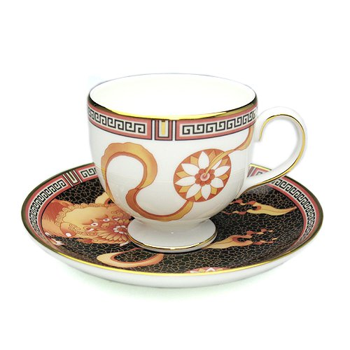 Wedgwood Espresso Cups - Wedgwood ( Wedgwood ) Dynasty espresso cup and saucer Lee [ parallel import goods ]