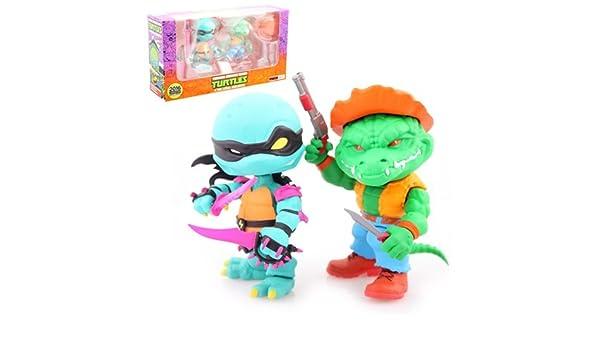Amazon.com: Loyal Teenage Mutant Ninja Turtles Slash and ...