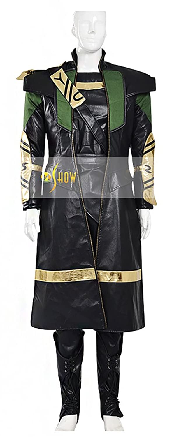 Loki mens costumes deluxe theatrical quality adult costumes mens avengers age of ultron loki cosplay costume set deluxeadultcostumes solutioingenieria Gallery