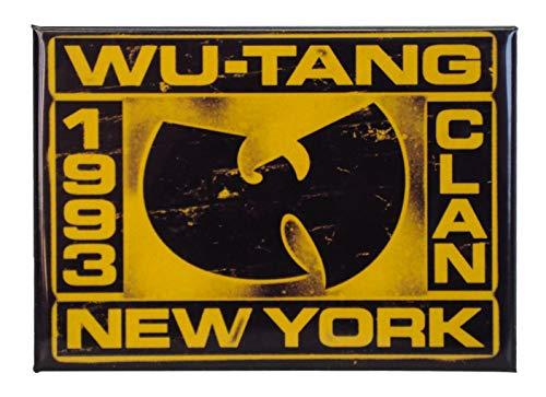 Wu-Tang Clan - New York 1993 - Refrigerator Magnet ()