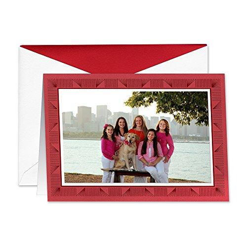 William Arthur Radiant Frame Photo Card, 10 Cards, 10 Envelopes -