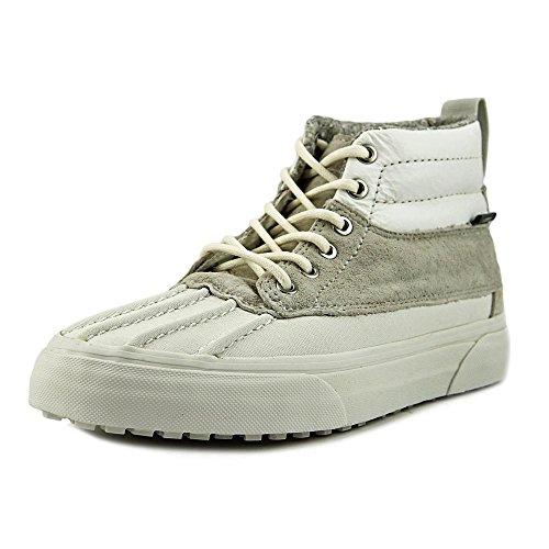 d7c7469291 Galleon - Vans Womens SK8-HI Del Pato MTE Scotchgard Sneaker Blanc De Blanc Polka  Dots Size 6.5