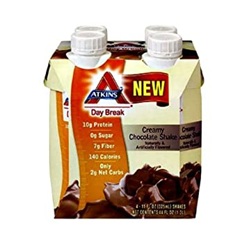 Atkins Day Break Shake, 11 Ounce