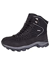 Mountain Warehouse Boulder Mens Winter Trekker Boots