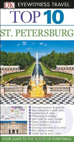 Top 10 St. Petersburg (Eyewitness Top 10 Travel Guide)