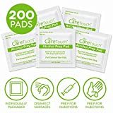 Care Touch Sterile Alcohol Prep Pads, 2-Ply - 200
