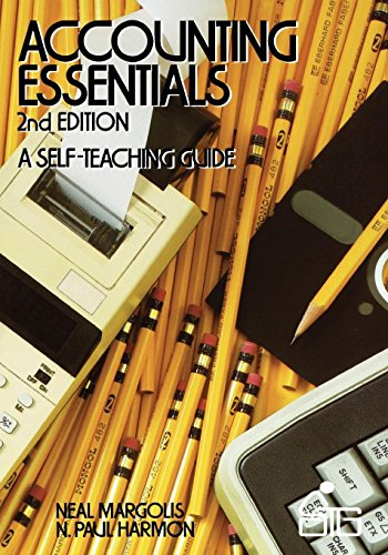 Accounting Essentials, 2nd Edition