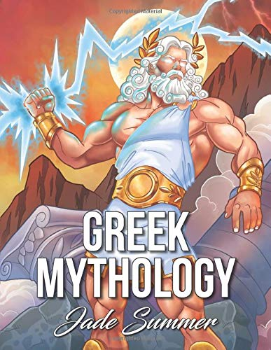 Ancient Greek Olympics Coloring Pages | Zeus, the greek god of sky ... | 500x387