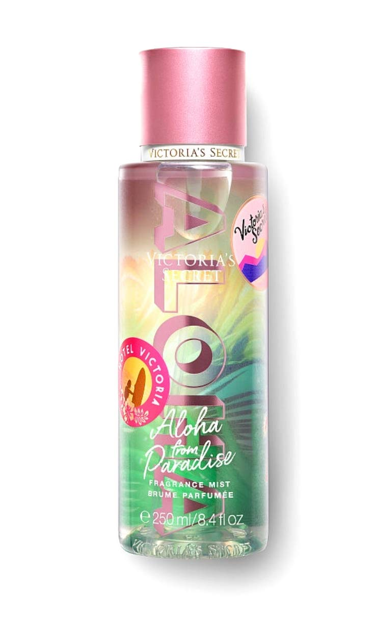 Victorias Secret Perfect Escape Fragrance Mist (Aloha From Paradise)