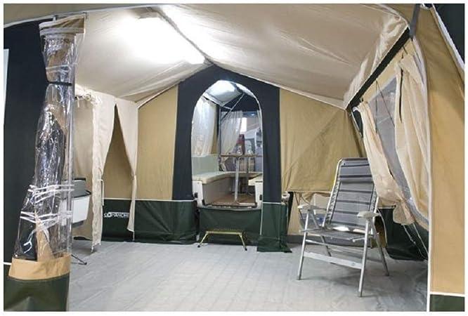 COMANCHE Suelo Bolón para avancé para Remolque de Camping ...
