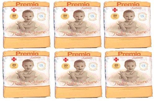 2 opinioni per Pannolini Bebè Nature Maxi Plus taglia