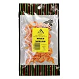 Dried Louisiana Shrimp - 1.50 Ounce - Made Fresh in the USA - Sweet and Salty Flavor