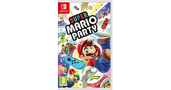 Super Mario Party Switch [Importación francesa]: Amazon.es ...