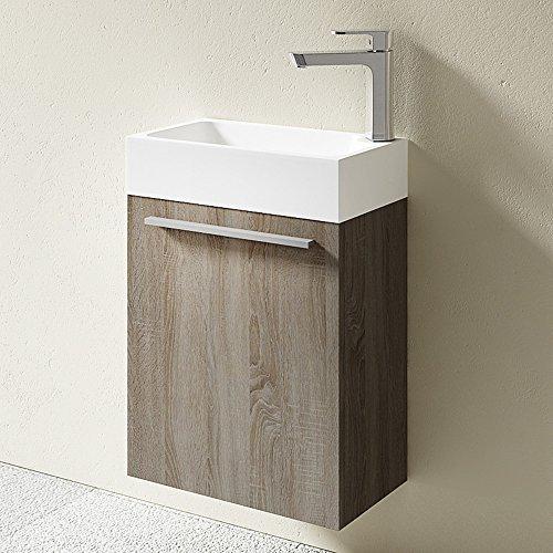 Meuble de salle de bains petite vasque avec meuble sous vasque ...