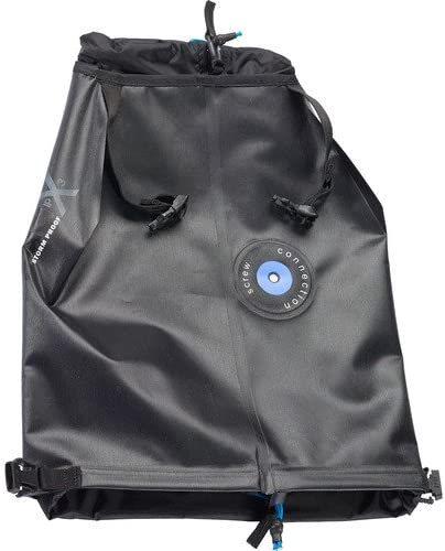 Black Miggo MW AR-SLR BB 15 Agua Stormproof Raincover for Pro DSLR