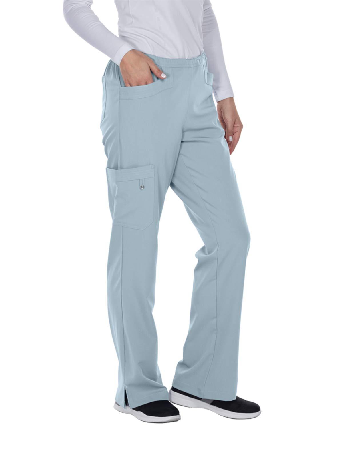 Grey's Anatomy Signature 2208 April Cargo Pant Moonstruck XS