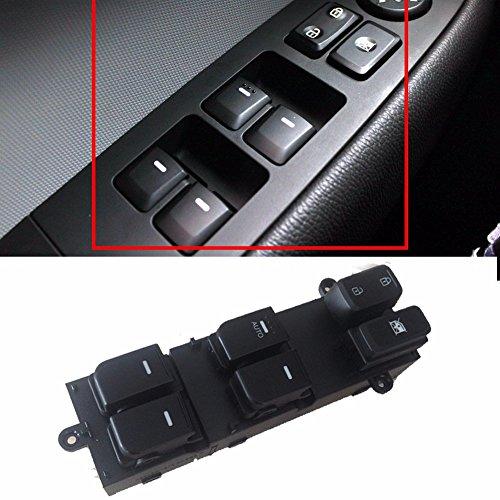 Main Power Window Switch Button for Kia 2011-2013 Optima K5 OEM Parts
