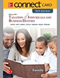 img - for Connect Access Card for McGraw-Hill's Taxation of Individuals and Business Entities 2018 Edition book / textbook / text book