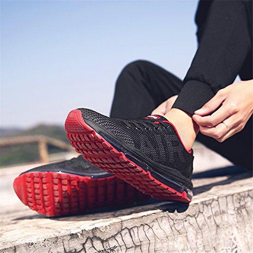 Outdoor Running Cushion Men's Walking Air Red Sport Shoes Sneakers Women's TORISKY Lightweight TwpxqYfZR