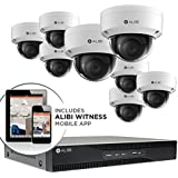 Amazon Com Alibi 8 Camera 4k 8 0 Megapixel 120 Ir