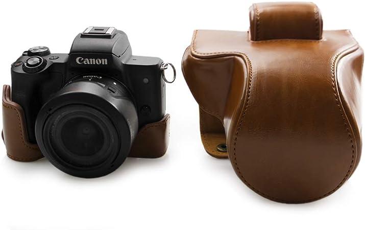 Canon Eos M50 Kinokoo Voller Fall Für Canon Eos M50 Kamera
