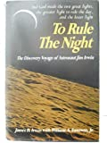 To Rule the Night, Irwir, James B., 0879810246