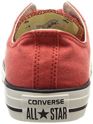 Converse Chuck Taylor All Star Ox - Zapatillas Orange Brique 17