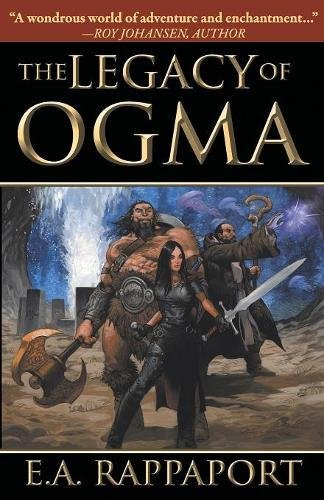 Download The Legacy of Ogma (Legends of the Four Races) pdf epub