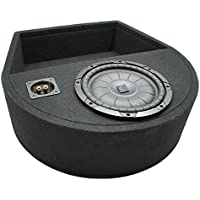 Universal Replacement Spare Tire Kicker CompVT CVT10 Single 10 Sub Box 2 Ohm