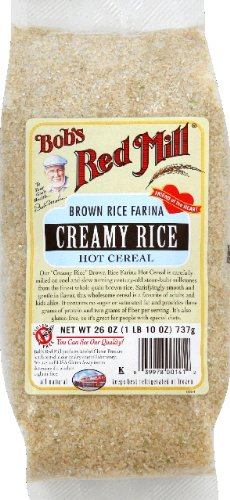 Bobs Red Mill Cereal Brn Rice Farina Gf