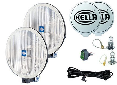 HELLA H13750611 500 Fog Lamp Kit