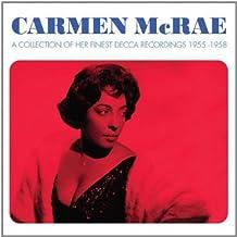 Collection of Carmen McRaes finest Decca Recordings - Carmen Mcrae